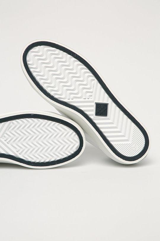 bílá Gant - Kožené boty Lagalilly