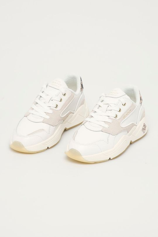 Gant - Topánky Nicewill biela