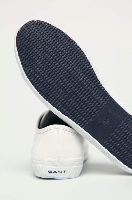 Gant - Kožené tenisky Preptown  Svršek: Přírodní kůže Vnitřek: Textilní materiál Podrážka: Umělá hmota