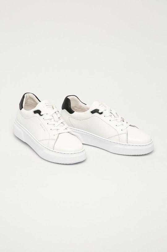 Gant - Topánky Seacoast biela