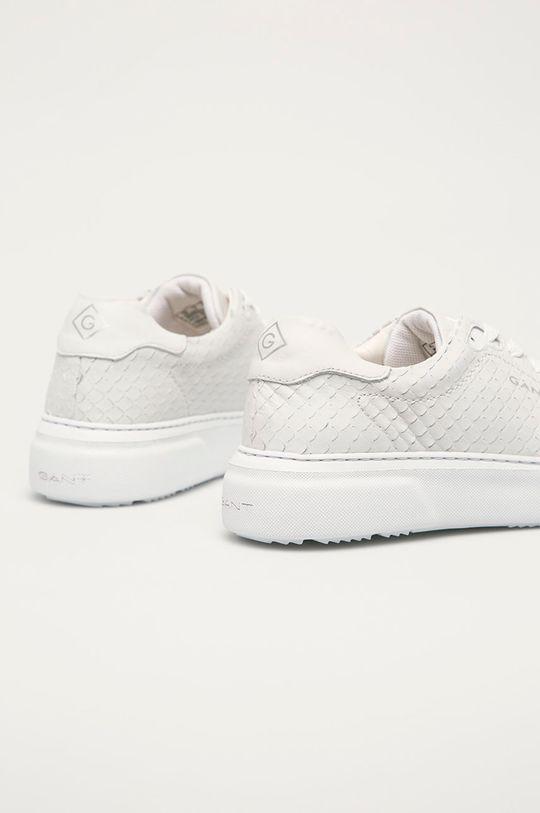 Gant - Kožená obuv Seacoast  Zvršok: Prírodná koža Vnútro: Textil, Prírodná koža Podrážka: Syntetická látka