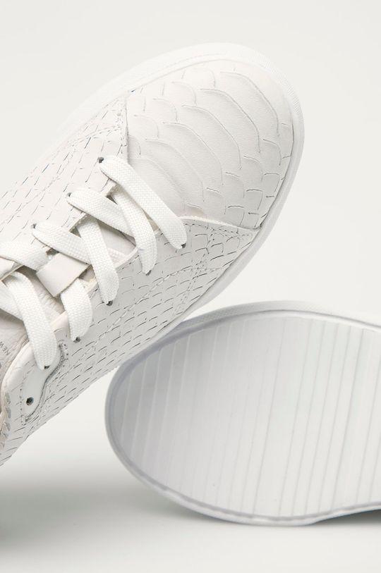 biela Gant - Kožená obuv Seacoast