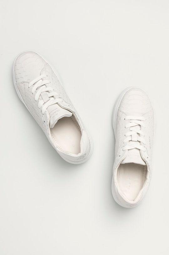 Gant - Kožená obuv Seacoast Dámsky