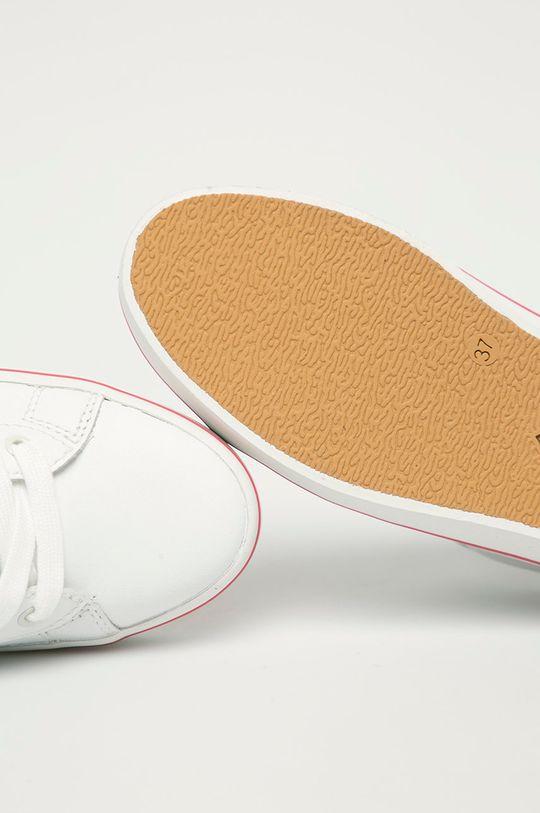 bílá Gant - Kožené boty Seaville