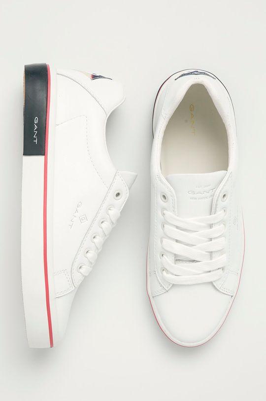 Gant - Kožené boty Seaville Dámský
