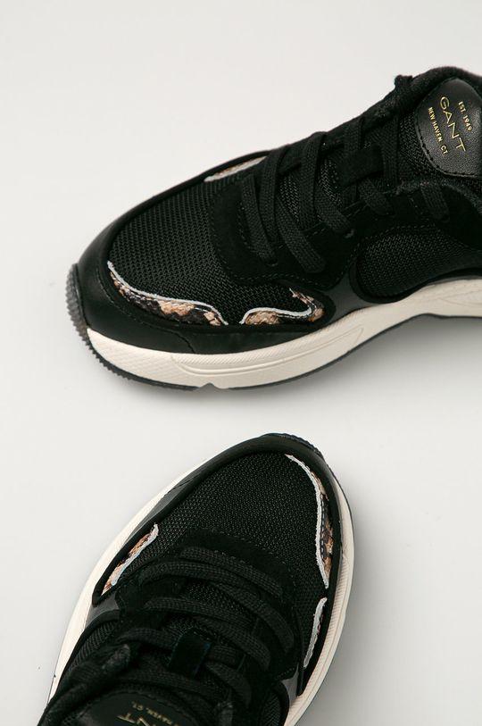 Gant - Kožené boty Nicewill Dámský