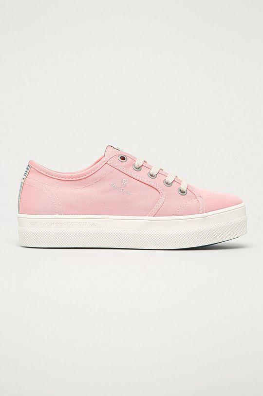 roz pastelat Gant - Tenisi Leisha De femei