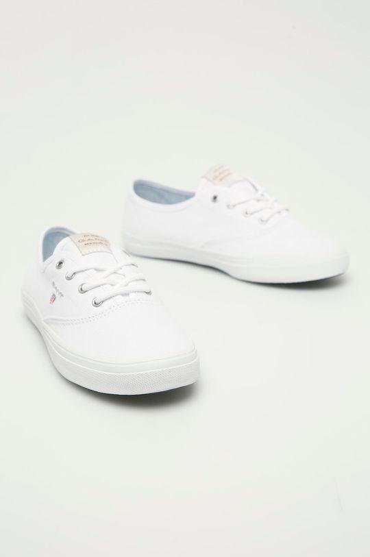 Gant - Tenisky Preptown bílá