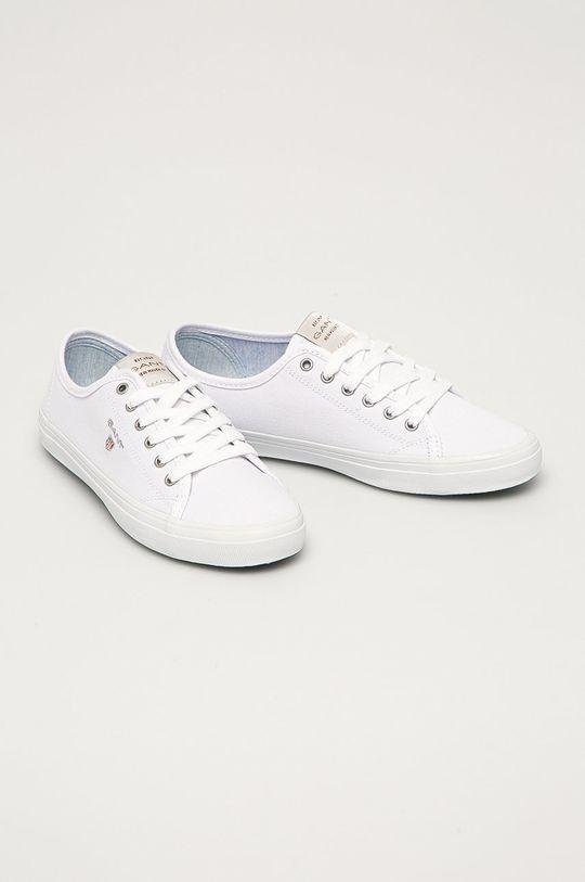Gant - Tenisky Preptown biela