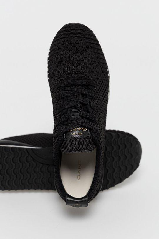 čierna Gant - Topánky Bevinda