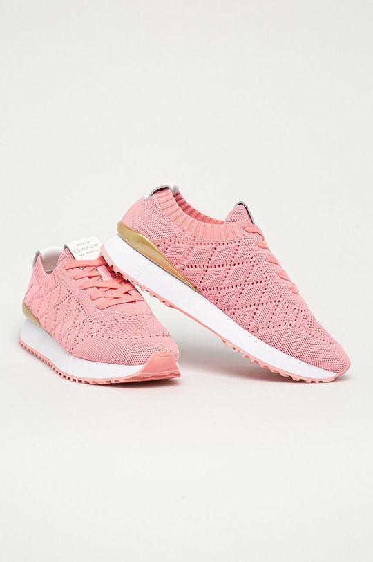 Gant - Boty Bevinda pastelově růžová