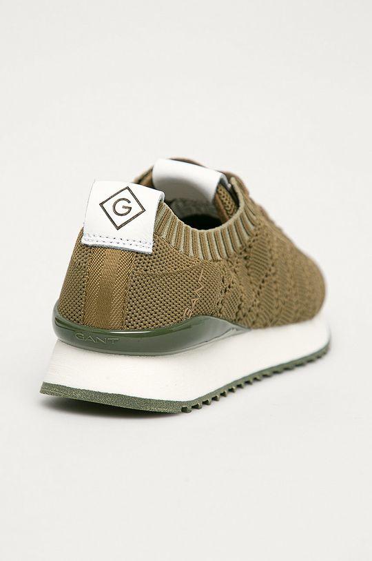 Gant - Boty Bevinda  Svršek: Textilní materiál Vnitřek: Textilní materiál Podrážka: Umělá hmota