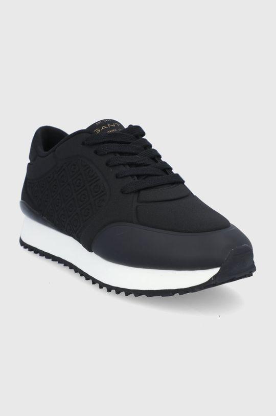 Gant - Topánky Bevinda čierna
