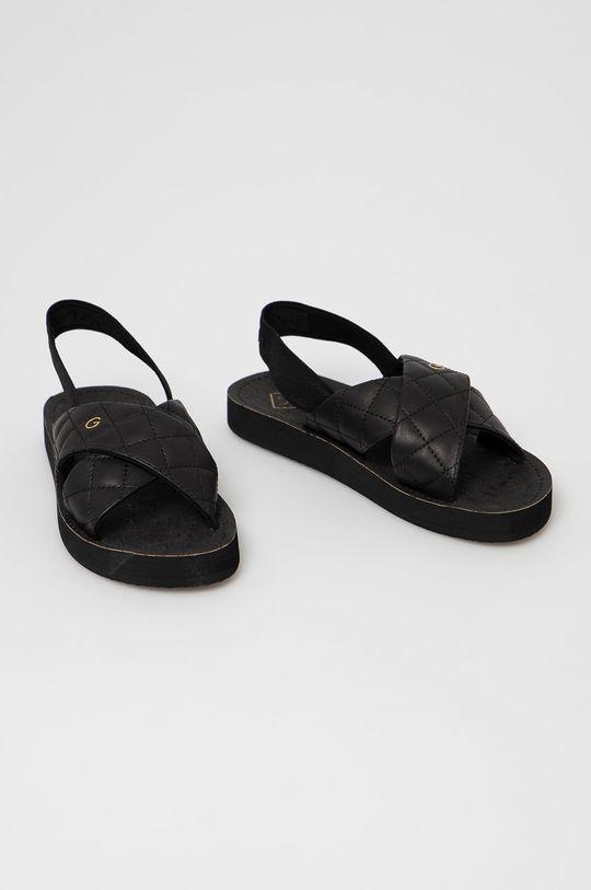 Gant - Sandały Flatville czarny