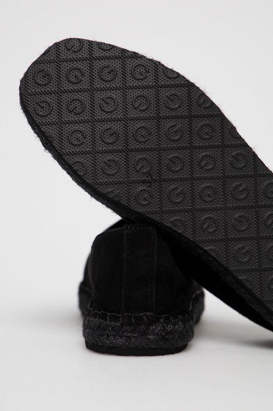 Gant - Espadryle zamszowe Lular Cholewka: Materiał tekstylny, Skóra zamszowa, Wnętrze: Materiał tekstylny, Podeszwa: Materiał syntetyczny