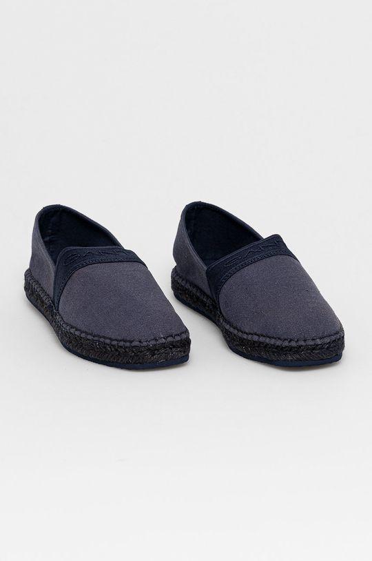 Gant - Espadryle Lular niebieski