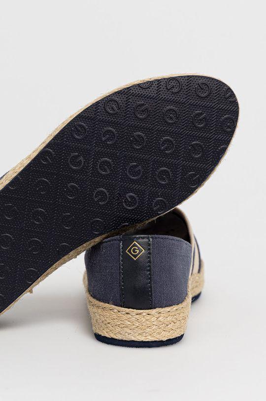Gant - Espadrilky Raffiaville  Zvršok: Textil Vnútro: Textil Podrážka: Syntetická látka