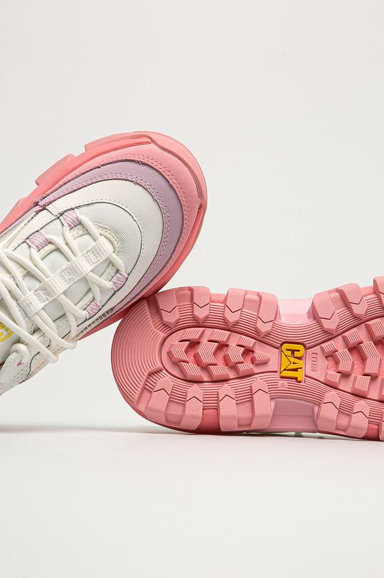 růžová Caterpillar - Boty P110298 Raider Lace