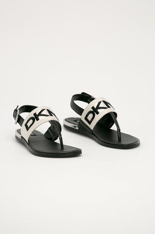 Dkny - Sandály béžová