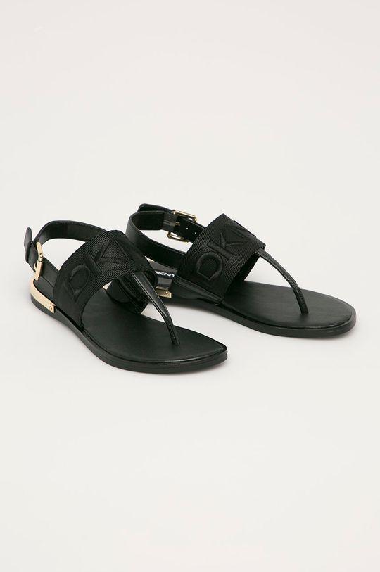 Dkny - Sandále čierna