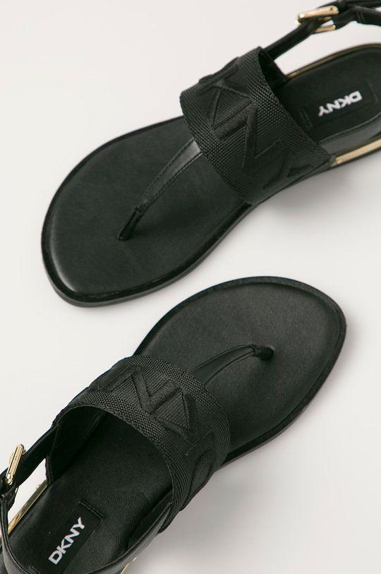 čierna Dkny - Sandále