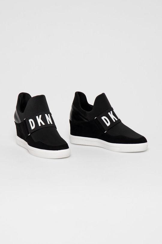 Dkny - Topánky čierna