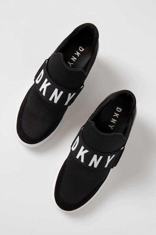 čierna Dkny - Topánky