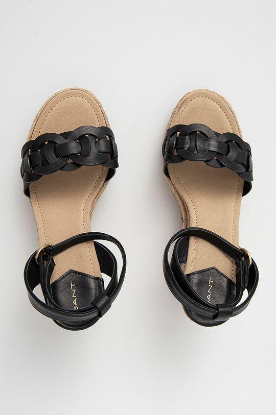 Gant - Kožené sandály Ivalice Dámský