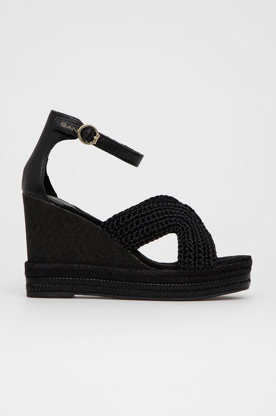 černá Gant - Sandály Ivalice Dámský