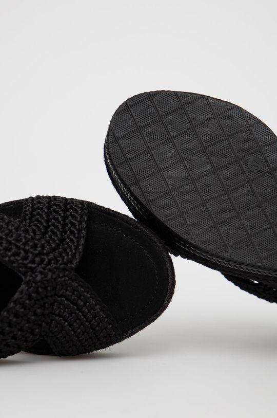 černá Gant - Sandály Ivalice