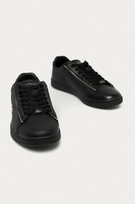 Lacoste - Pantofi Carnaby Evo negru