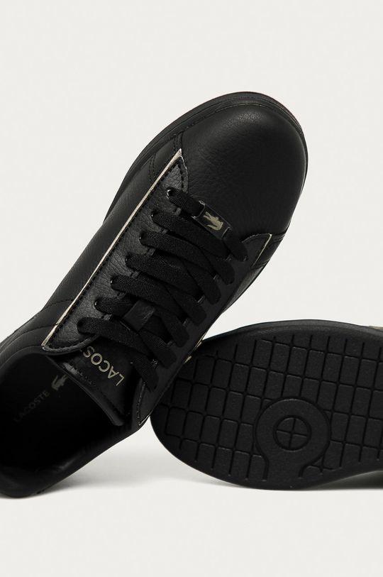 negru Lacoste - Pantofi Carnaby Evo