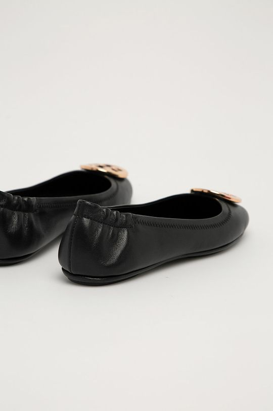Tory Burch - Kožené baleríny  Svršek: Přírodní kůže Vnitřek: Přírodní kůže Podrážka: Umělá hmota