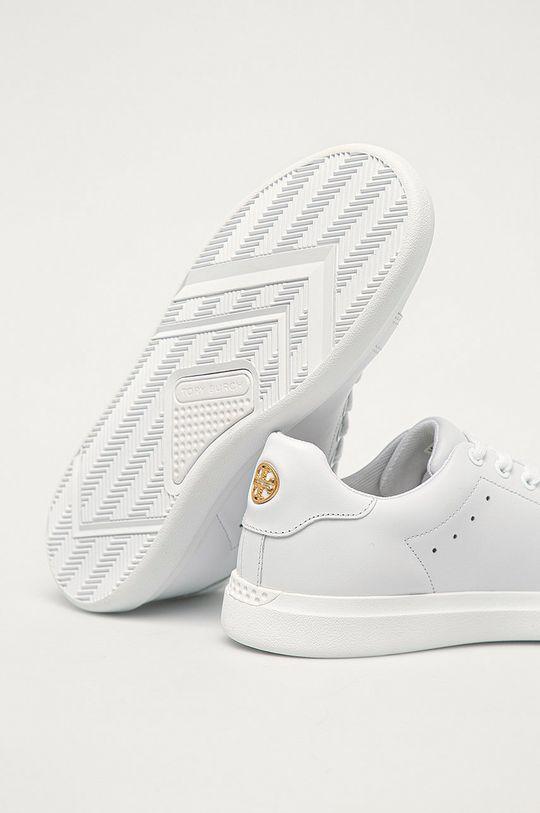 Tory Burch - Kožená obuv  Zvršok: Prírodná koža Vnútro: Textil, Prírodná koža Podrážka: Syntetická látka