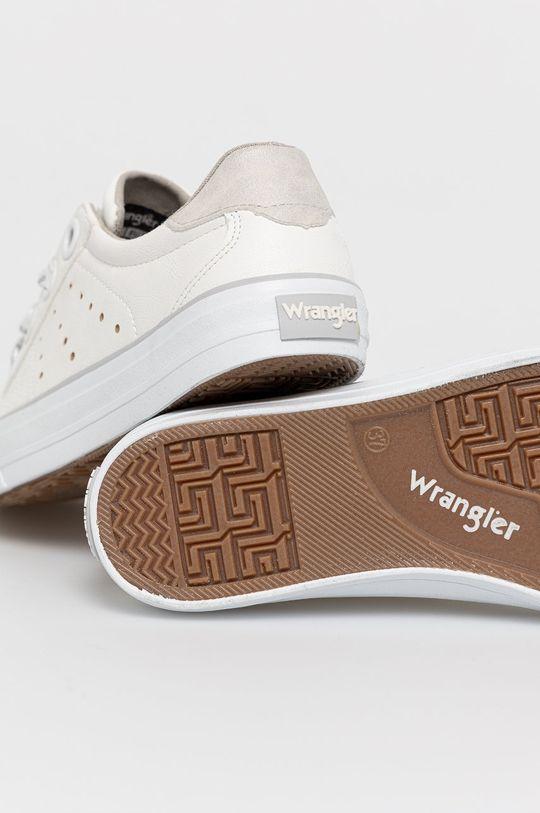 Wrangler - Tenisówki Cholewka: Materiał syntetyczny, Wnętrze: Materiał tekstylny, Podeszwa: Materiał syntetyczny