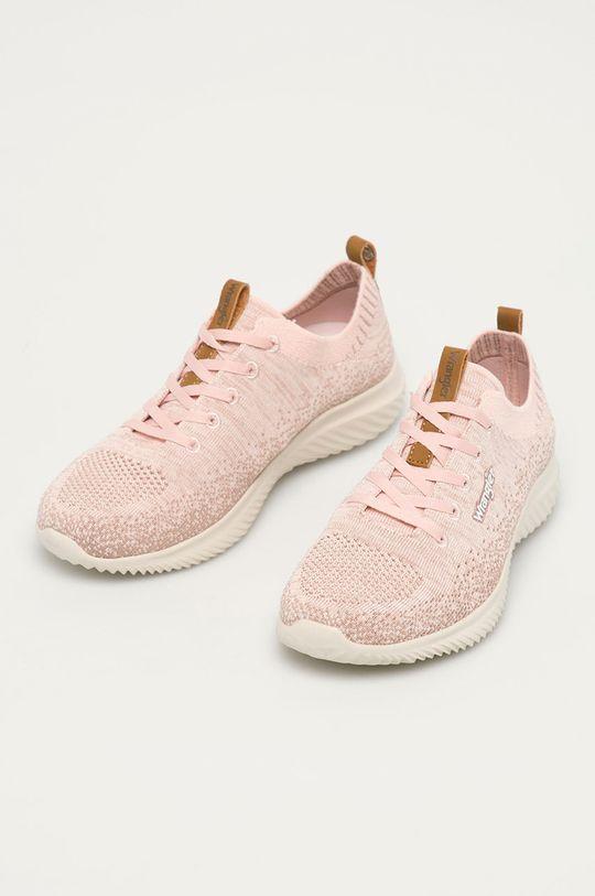 Wrangler - Topánky ružová