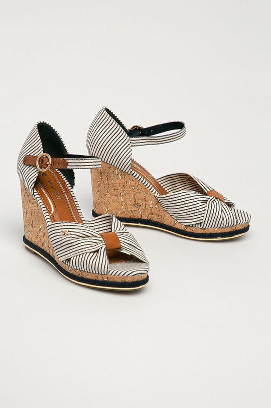 Wrangler - Sandály bílá