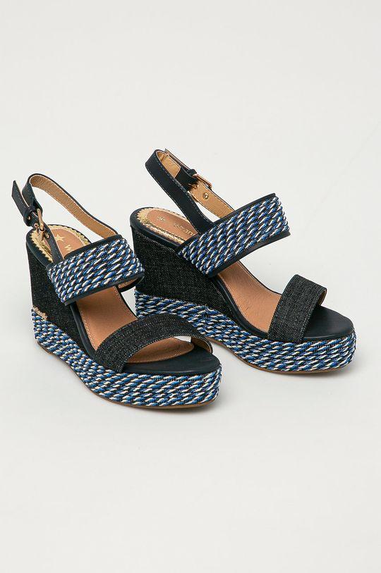 Wrangler - Sandály námořnická modř