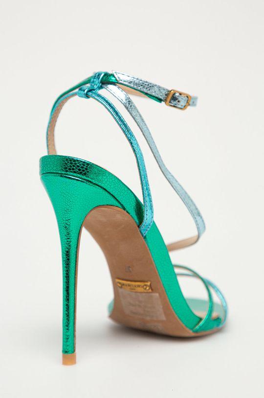 Marciano Guess - Sandały skórzane zielony