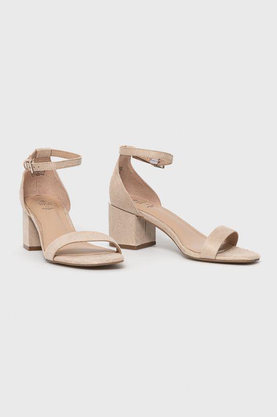 Call It Spring - Sandále Makenzie krémová