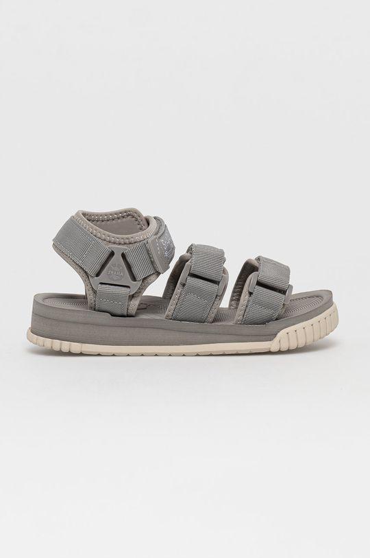 svetlosivá Shaka - Sandále Dámsky