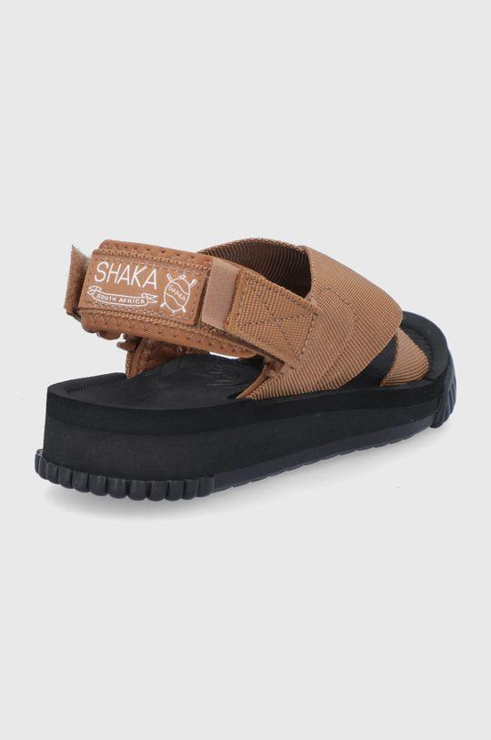 Shaka - Sandály  Svršek: Textilní materiál Vnitřek: Textilní materiál Podrážka: Umělá hmota