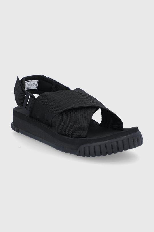 Shaka - Sandály černá