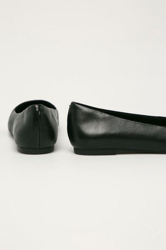 Aldo - Kožené baleríny Derith  Svršek: Přírodní kůže Podrážka: Umělá hmota