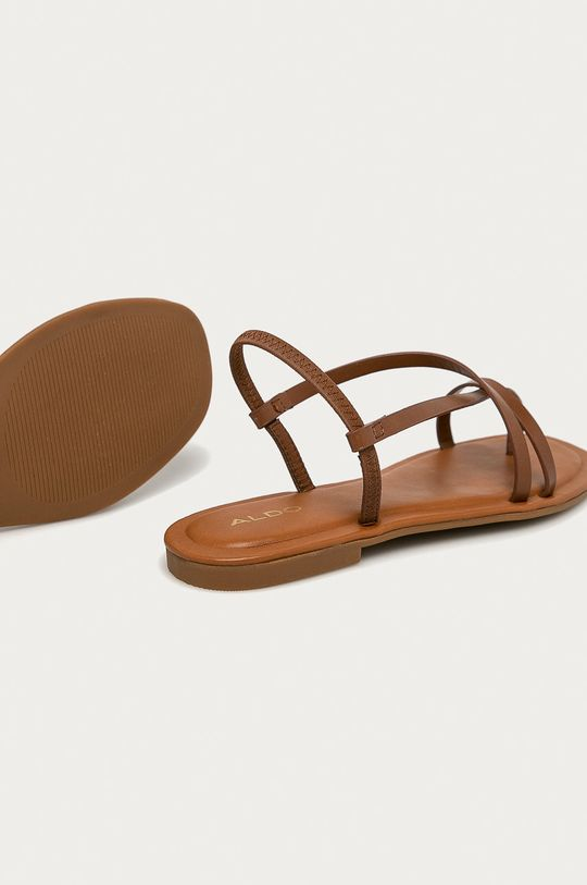 hnedá Aldo - Sandále Broasa
