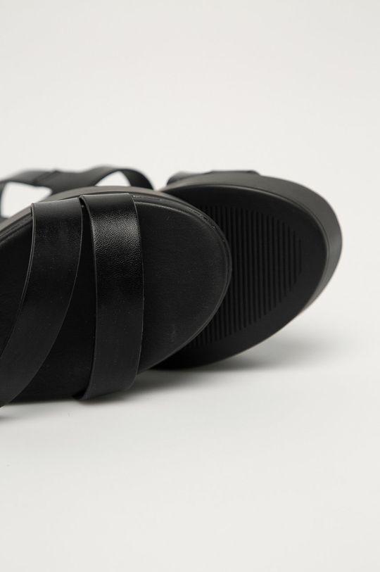 černá Aldo - Sandály Perwell 001