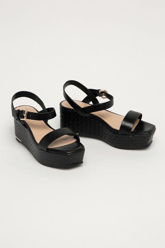Aldo - Sandále Eloiniel 001 čierna