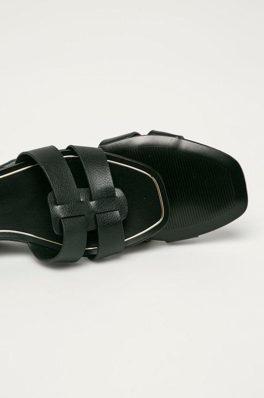 černá Aldo - Sandály Lothathiel