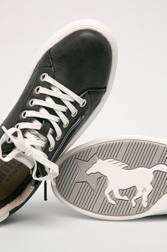 šedá Mustang - Boty