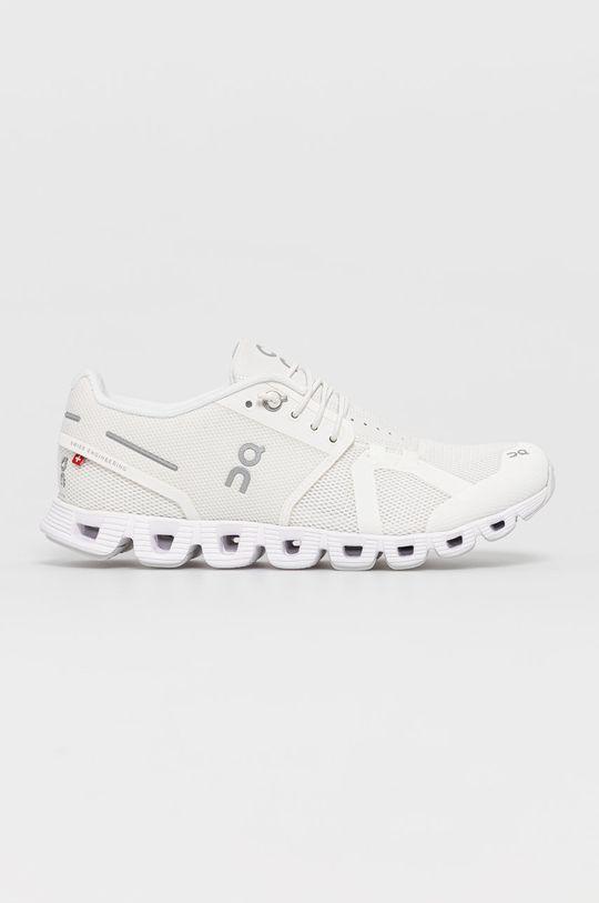 biały On-running - Buty Cloud Damski